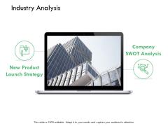 Industry Analysis Strategy Ppt PowerPoint Presentation Inspiration Smartart