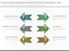 Industry Benchmarking Powerpoint Slide Presentation Tips