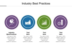 Industry Best Practices Ppt PowerPoint Presentation Pictures Graphics Cpb