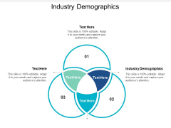 Industry Demographics Ppt PowerPoint Presentation Slides Demonstration Cpb