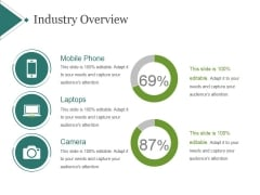 Industry Overview Template 2 Ppt PowerPoint Presentation Show