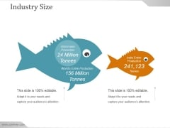 Industry Size Ppt PowerPoint Presentation Slides
