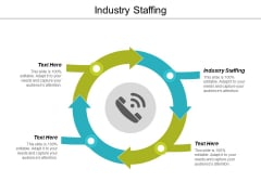 Industry Staffing Ppt PowerPoint Presentation Model Example Cpb