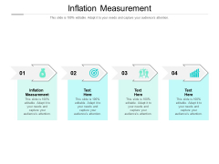 Inflation Measurement Ppt PowerPoint Presentation Icon Visuals Cpb Pdf