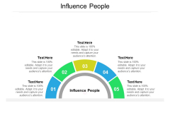 Influence People Ppt PowerPoint Presentation Icon Summary Cpb