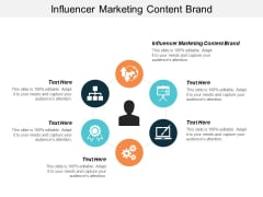 Influencer Marketing Content Brand Ppt PowerPoint Presentation Professional Gallery Cpb