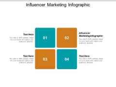 Influencer Marketing Infographic Ppt PowerPoint Presentation Ideas Tips Cpb