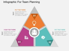 Infographic For Team Planning Powerpoint Templates