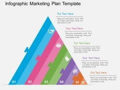 Infographic Marketing Plan Template Powerpoint Template