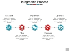 Infographic Process Ppt PowerPoint Presentation Show Clipart Images