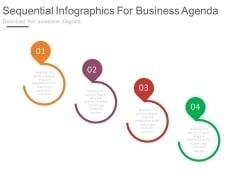 Infographics For Market Development Strategy Powerpoint Template