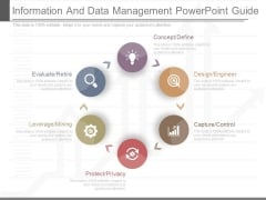 Information And Data Management Powerpoint Guide