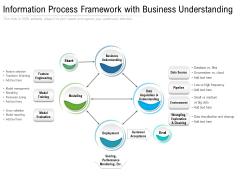 Information Process Framework With Business Understanding Ppt PowerPoint Presentation Portfolio Example Topics PDF