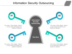 Information Security Outsourcing Ppt PowerPoint Presentation Styles Outfit Cpb