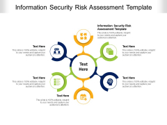 Information Security Risk Assessment Template Ppt PowerPoint Presentation Infographics Icons Cpb Pdf