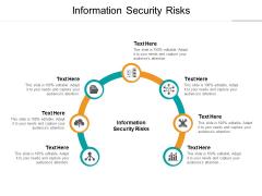 Information Security Risks Ppt PowerPoint Presentation Portfolio Aids Cpb