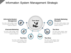 Information System Management Strategic Marketing Research Channels Marketing Ppt PowerPoint Presentation Inspiration Vector