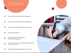 Information Technology Infrastructure Library Content Ppt Icon Guidelines PDF