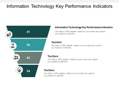 Information Technology Key Performance Indicators Ppt PowerPoint Presentation Infographics Tips Cpb