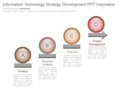 Information Technology Strategy Development Ppt Inspiration