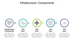 Infrastructure Components Ppt PowerPoint Presentation Infographic Template Master Slide Cpb