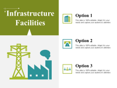 Infrastructure Facilities Ppt PowerPoint Presentation Inspiration Graphics Tutorials