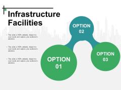 Infrastructure Facilities Ppt PowerPoint Presentation Portfolio Graphics