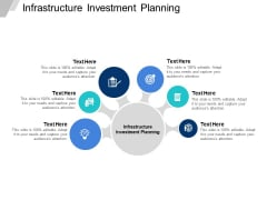 Infrastructure Investment Planning Ppt PowerPoint Presentation Styles Layout Cpb