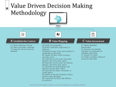 Infrastructure Project Management In Construction Value Driven Decision Making Methodology Clipart PDF