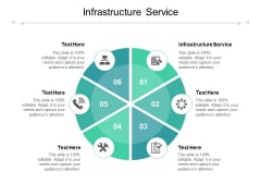 Infrastructure Service Ppt PowerPoint Presentation Model Layouts Cpb Pdf