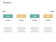 Infrastructure Strategies Timeline Ppt File Pictures PDF