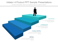 Initiator A Product Ppt Sample Presentations