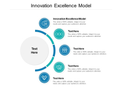 Innovation Excellence Model Ppt PowerPoint Presentation Inspiration Template Cpb