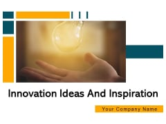 Innovation Ideas And Inspiration Sales Growth Ppt PowerPoint Presentation Complete Deck