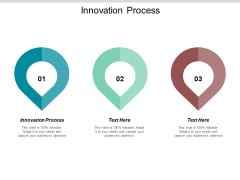 Innovation Process Ppt PowerPoint Presentation Outline Microsoft Cpb