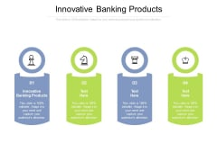 Innovative Banking Products Ppt PowerPoint Presentation Inspiration Example Cpb