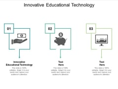 Innovative Educational Technology Ppt PowerPoint Presentation Icon Slide Download Cpb