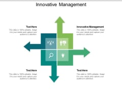 Innovative Management Ppt PowerPoint Presentation File Deck Cpb Pdf