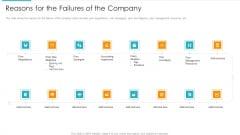 Inorganic Expansion Plan And Progression Reasons For The Failures Of The Company Portrait PDF