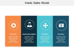 Inside Sales Model Ppt PowerPoint Presentation Ideas Templates Cpb