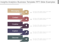 Insights Analytics Business Template Ppt Slide Examples