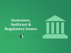 Insurance Antitrust And Regulatory Issues Ppt PowerPoint Presentation Model Design Templates
