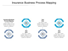 Insurance Business Process Mapping Ppt PowerPoint Presentation Inspiration Summary Cpb Pdf