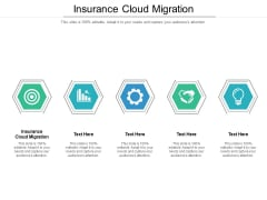 Insurance Cloud Migration Ppt PowerPoint Presentation Model Show Cpb Pdf