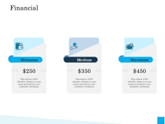 Insurance Organization Pitch Deck To Raise Money Financial Pictures PDF