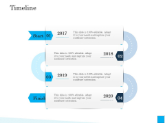 Insurance Organization Pitch Deck To Raise Money Timeline Themes PDF