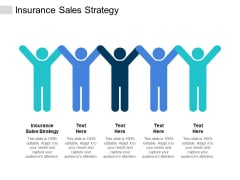 Insurance Sales Strategy Ppt PowerPoint Presentation Portfolio Designs Download Cpb