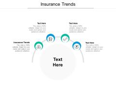 Insurance Trends Ppt PowerPoint Presentation Outline Portrait Cpb Pdf