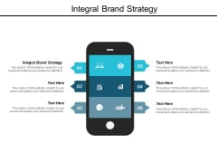 Integral Brand Strategy Ppt Powerpoint Presentation Show Deck Cpb