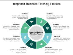 Integrated Business Planning Process Ppt PowerPoint Presentation Inspiration Portrait Cpb